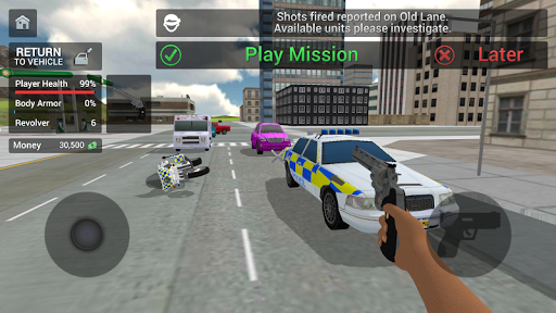 Police Car Driving - Motorbike Riding 1.32 screenshots 3