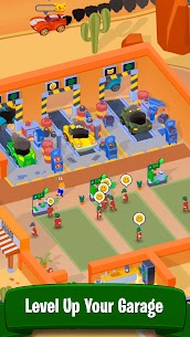 Garage Empire Mod Apk (Unlimited Money) 1