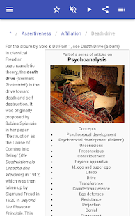 Psychological concepts