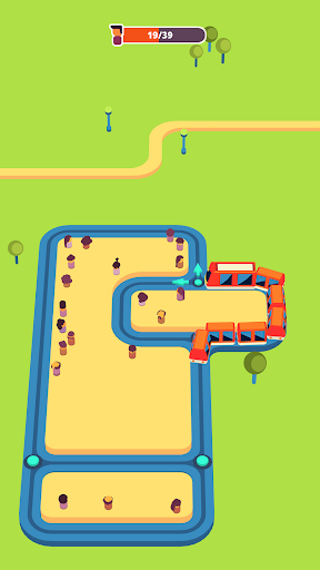 Train Taxi 1.4.12 screenshots 5