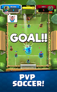 Soccer Royale: Clash Games 2