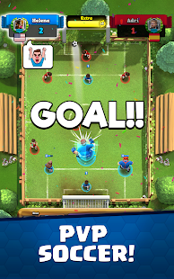 Soccer Royale: Clash Games Screenshot