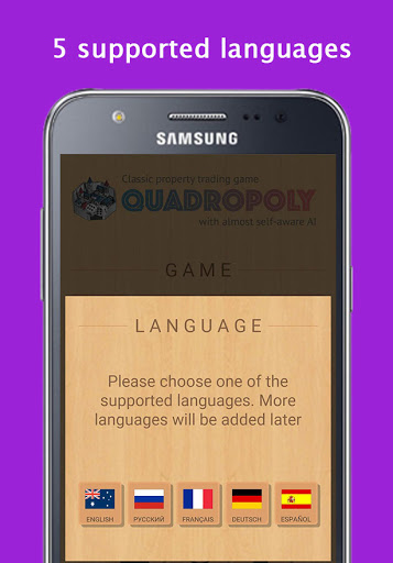 Quadropoly Best AI Board Business Trading Game 1.78.82 screenshots 14