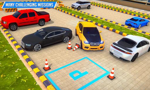 Parking Man: Free Car Driving Game Adventure  screenshots 3