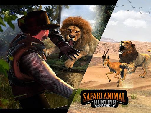 Wild Animal Sniper Deer Hunting Games 2020 1.29 screenshots 13