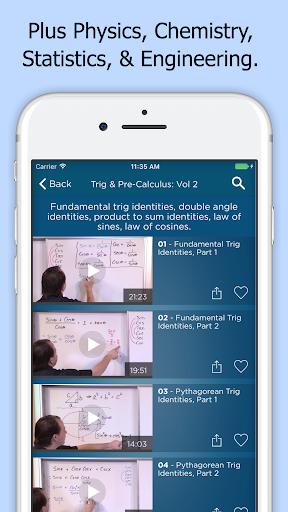 Math & Science Tutor - Algebra, Calculus, Physics  screenshots 2