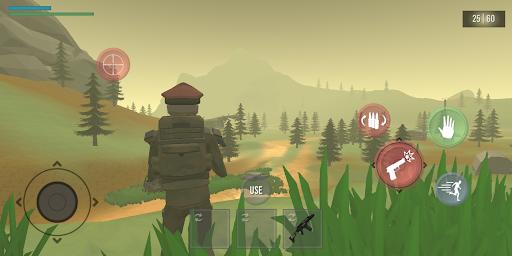 Z-WORLD : Offline Open World Zombie Survival Game screenshots 2