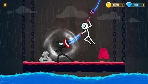 Supreme Stickman Battle: Stick War Fighting Games 1.0 screenshots 4