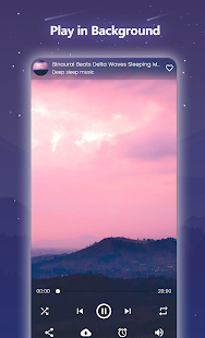 Sleep Sounds Lite - Relaxing sounds for sleeping Screenshot