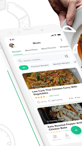 Carb Manager: Keto Diet App & Macros Tracker apktram screenshots 4