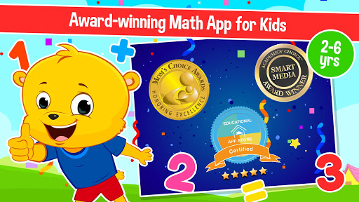 Learn 123 Numbers Counting for Kids Math Games  screenshots 17