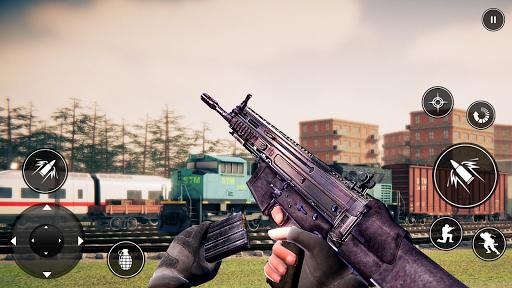 new action games  : fps shooting games 3.7 screenshots 3