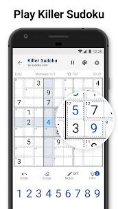 Killer Sudoku by Sudoku.com – Free Number Puzzle 1
