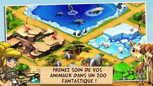 Code Triche Wonder Zoo - Animal rescue ! APK MOD (Astuce) screenshots 1
