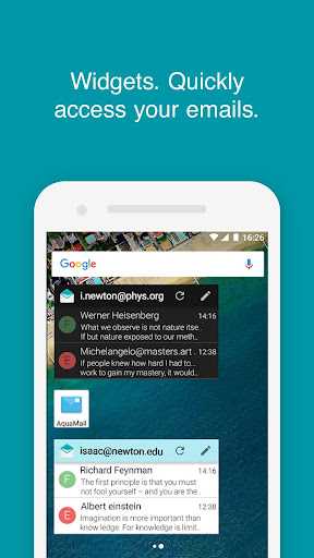 Aqua Mail - Email app for Any Email 1.27.2-1730 Screenshots 7