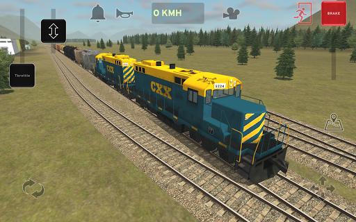 Train and rail yard simulator apkpoly screenshots 10