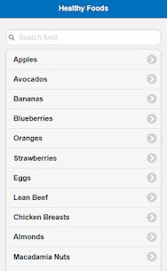 Healthy Foods 1