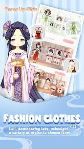 Dress Up Girls MOD (Unlimited Clothes) 3