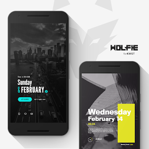 Wolfie for KWGT Apk [Paid] Download for Android 3