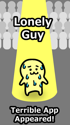 Lonely Guy - funny care games 3.0.1 screenshots 1