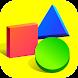 シェイプそして色 - 色彩 子供 ゲーム - Androidアプリ