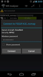 Wifi Connecter Library Screenshot