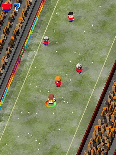 Blocky Soccer screenshots 17