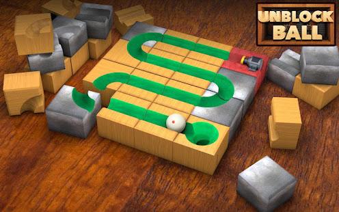 Unblock Ball - Block Puzzle screenshots 15