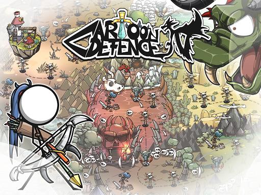 Cartoon Defense 4 android2mod screenshots 6