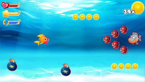 FISH GAMES : offline games that don't need wifi 1.068 screenshots 1