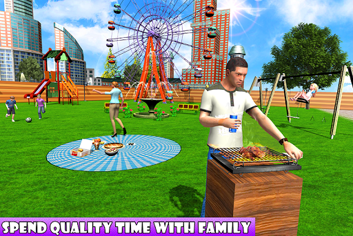 Step Father New Family Fun  screenshots 3