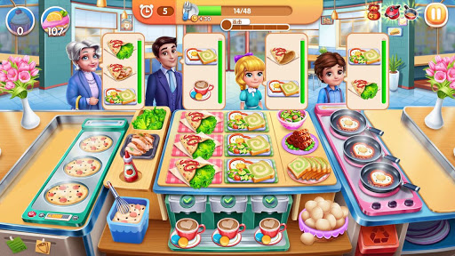 My Cooking - Restaurant Food Cooking Games 8.5.5031 screenshots 6