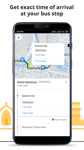 Chalo - Live Bus Tracking App 7.2.2 Screenshots 2