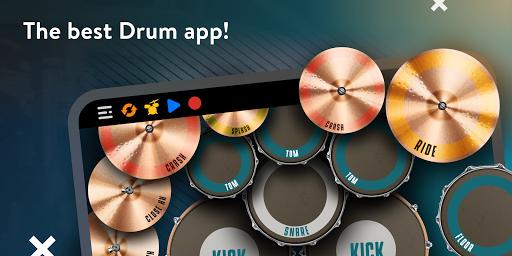REAL DRUM: Electronic Drum Set 9.12.14 screenshots 1
