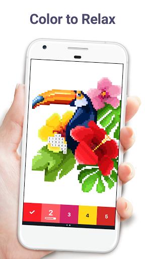 Download Pixel Art: Color by Number mod apk