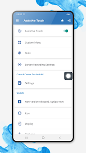 Assistive Touch IOS – Screen Recorder v4.0 MOD APK 4