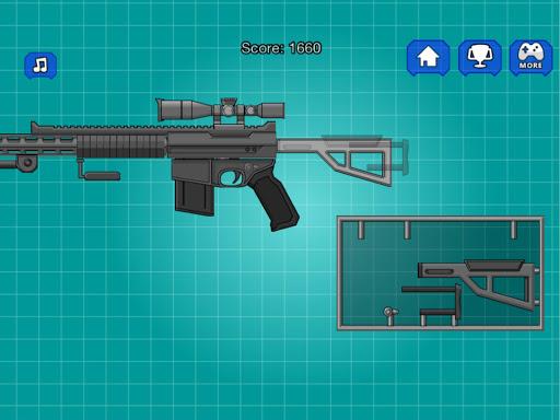 Assemble Toy Gun Sniper Rifle 2.0 screenshots 12