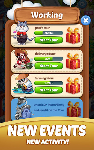 Cube Blast Journey - Puzzle & Friends 1.26.5038 screenshots 22