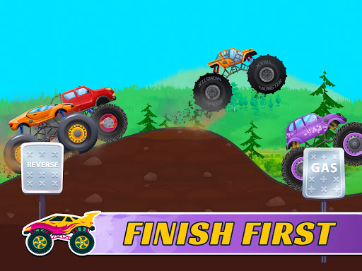 Monster Trucks: Racing Game for Kids Fun  screenshots 16