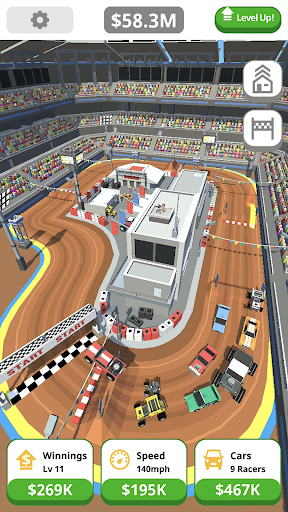 Idle Tap Racing apklade screenshots 2