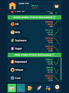 Stock Exchange Game Mod Apk 1.348 (Unlimited Money/Gold/Coin) 8