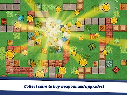 Awesome Tanks Mod Apk 1.312 (Unlimited Money) 8