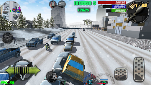 Crazy Gang Wars 1.0 screenshots 6