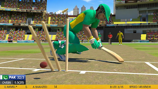 Real World Cricket 18: Cricket Games 2.1 Screenshots 3