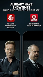 SHOWTIME APK Download For Android 5
