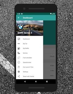 mFuel – car expenses 1.4 Android APK Mod 3