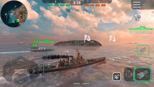 Warships Universe: Naval Battle  screenshots 5