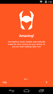 Astonishing Comic Reader MOD APK (Unlocked All) 1