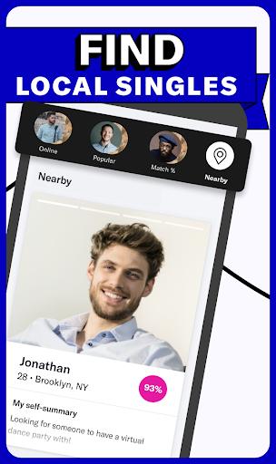 OkCupid: Online Dating App for Every Single Person apktram screenshots 2