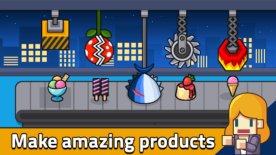 My Factory Tycoon – Idle Game Mod 1.5.0 Apk [Unlimited Money] 3